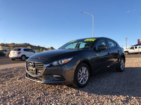 2017 Mazda MAZDA3 for sale at 1st Quality Motors LLC in Gallup NM
