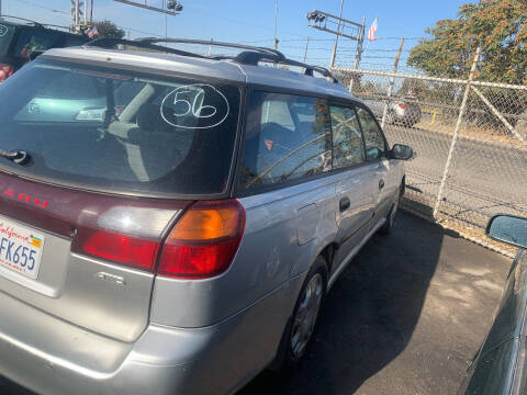 2002 Subaru Legacy for sale at Premier Auto Sales in Modesto CA