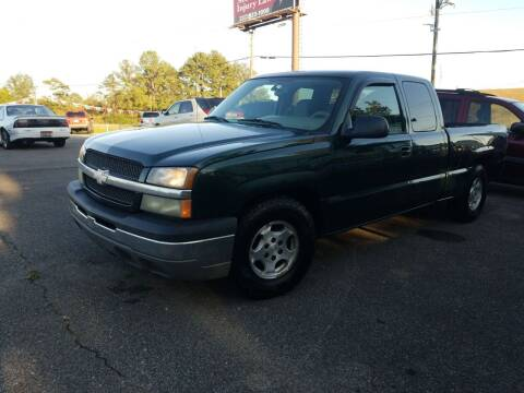 2004 Chevrolet Silverado 1500 for sale at Prospect Motors LLC in Adamsville AL