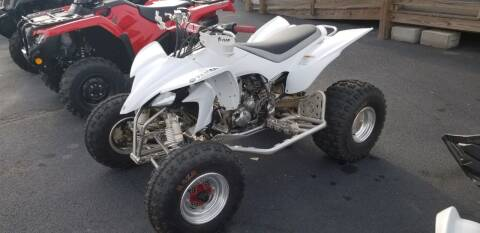 2006 Yamaha YZ450F for sale at Elite Auto Brokers in Lenoir NC