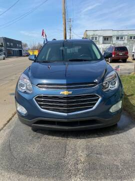 2016 Chevrolet Equinox for sale at ELITE AUTO WORKS in Appleton WI