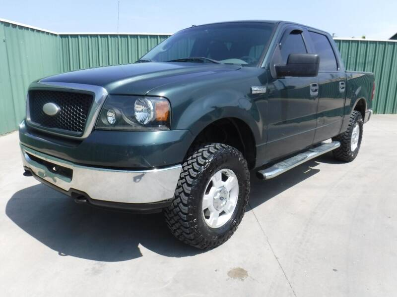 2006 Ford F-150 for sale at Triple C Auto Sales in Gainesville TX