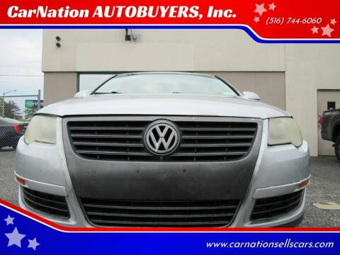 2006 Volkswagen Passat for sale at CarNation AUTOBUYERS, Inc. in Rockville Centre NY