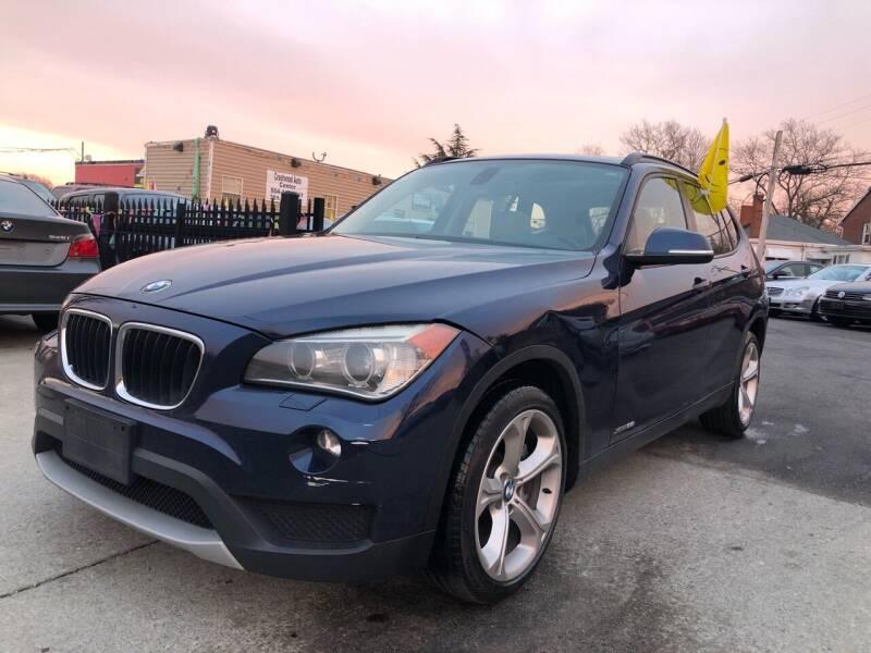 2014 BMW X1 for sale at Crestwood Auto Center in Richmond VA