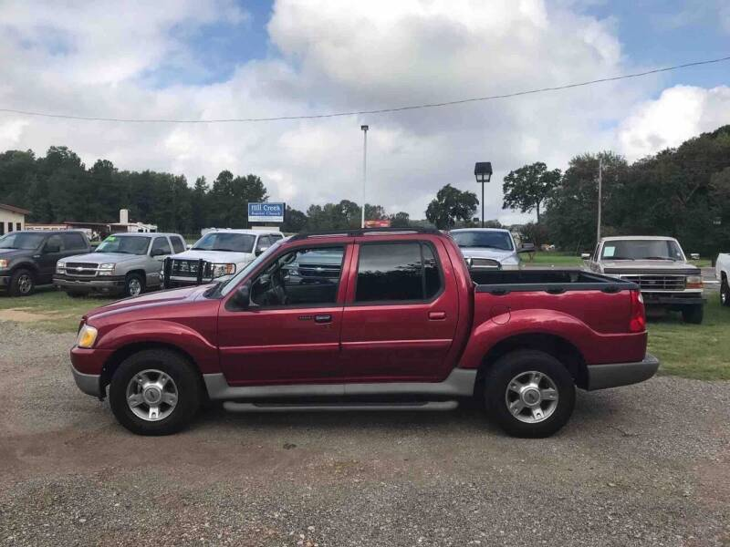 2003 Ford Explorer Sport Trac for sale at ULTRA AUTO SALES in Whitehouse TX