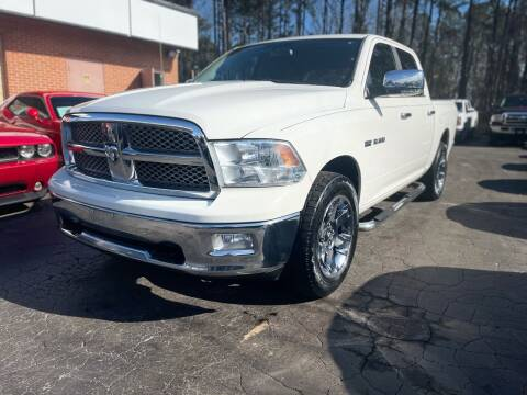 2009 Dodge Ram Pickup 1500 for sale at Magic Motors Inc. in Snellville GA