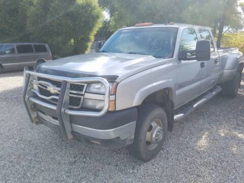 2006 Chevrolet Silverado 3500 for sale at AUTO BROKER CENTER in Lolo MT