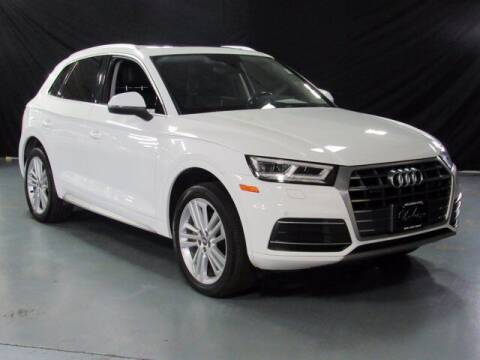 2018 Audi Q5 for sale at DeluxeNJ.com in Linden NJ
