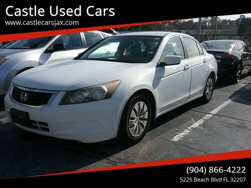 2010 Honda Accord for sale at Castle Used Cars in Jacksonville FL