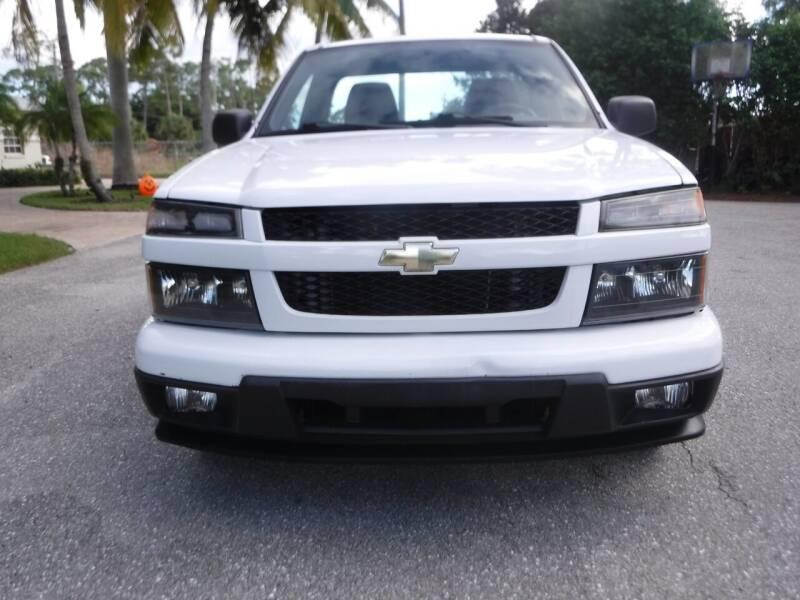 2012 Chevrolet Colorado for sale at Seven Mile Motors, Inc. in Naples FL
