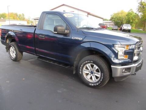 2016 Ford F-150 for sale at Thompson Motors LLC in Attica NY