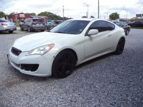 2011 Hyundai Genesis Coupe for sale at PICAYUNE AUTO SALES in Picayune MS