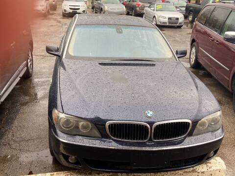 2007 BMW 7 Series for sale at Automotive Center in Detroit MI
