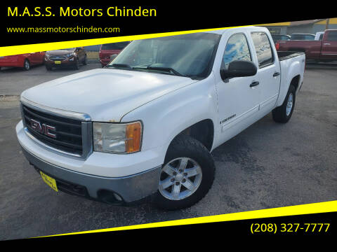 2008 GMC Sierra 1500 for sale at M.A.S.S. Motors Chinden in Garden City ID