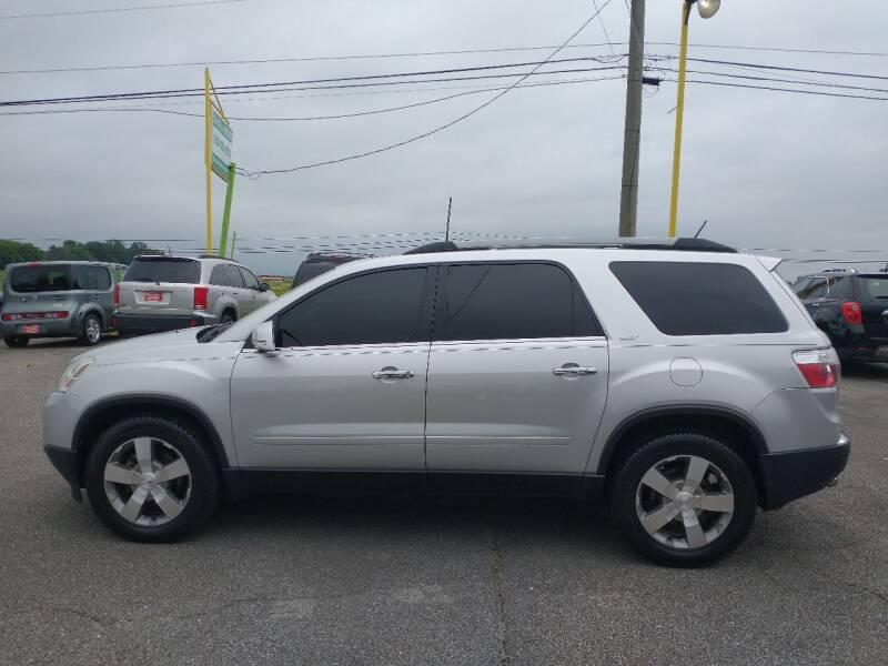2011 GMC Acadia for sale at Space & Rocket Auto Sales in Meridianville AL