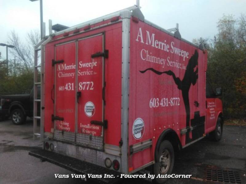 2005 Chevrolet Express Cutaway 3500 2dr Commercial/Cutaway/Chassis 139-177 in. WB - Blauvelt NY