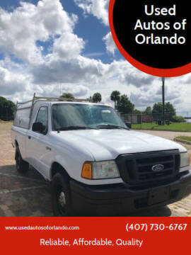 2004 Ford Ranger for sale at Used Autos of Orlando in Orlando FL
