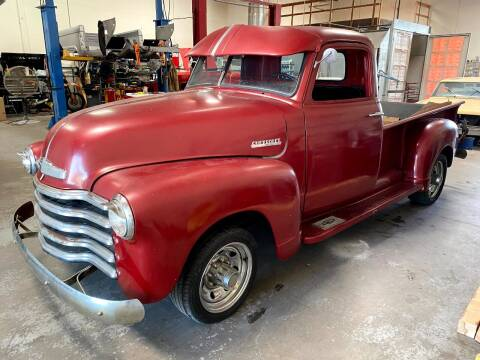 1947 Chevrolet C/K 2500 Series for sale at Dan Reed Autos in Escondido CA