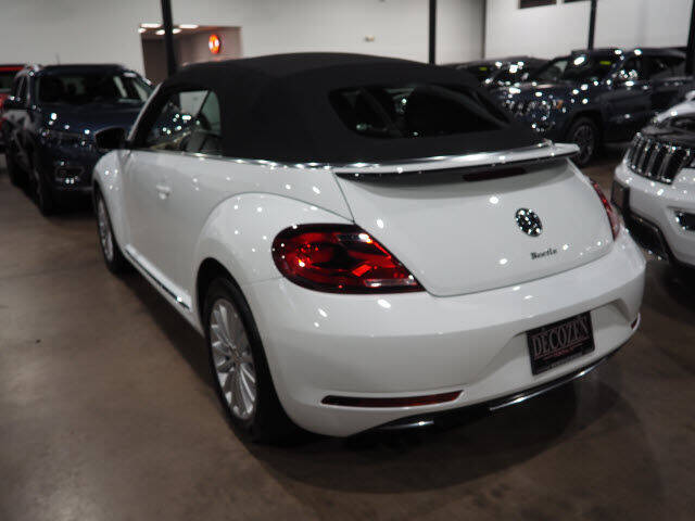 2019 Volkswagen Beetle Convertible 2.0T Final Edition SE 2dr Convertible - Montclair NJ
