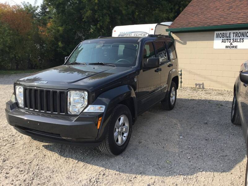 2011 Jeep Liberty for sale at Mobile-tronics Auto Sales in Kenockee MI