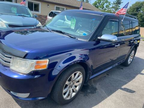 2011 Ford Flex for sale at Primary Motors Inc in Commack NY