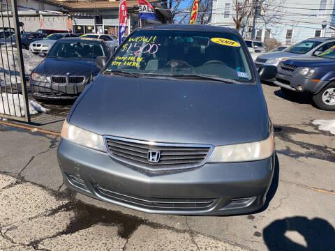 2001 Honda Odyssey for sale at Rallye  Motors inc. in Newark NJ