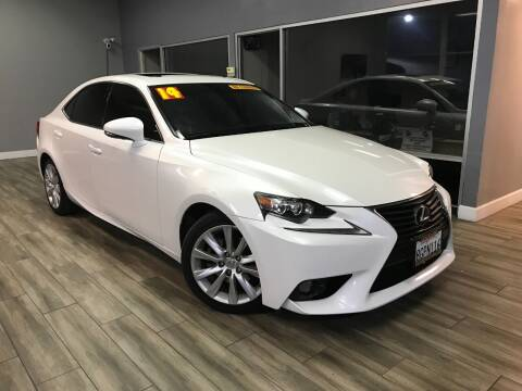 2014 Lexus IS 250 for sale at Golden State Auto Inc. in Rancho Cordova CA