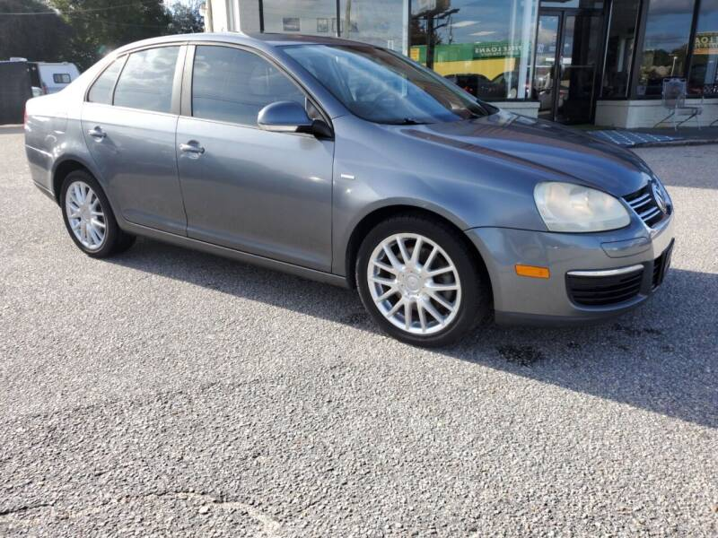 2008 Volkswagen Jetta for sale at Ron's Used Cars in Sumter SC