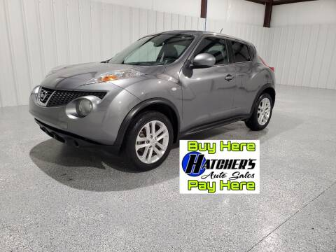 2014 Nissan JUKE for sale at Hatcher's Auto Sales, LLC - Buy Here Pay Here in Campbellsville KY