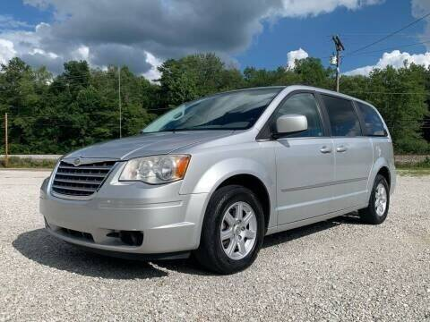 2010 Chrysler Town and Country for sale at ATLANTIC MOTORS GP LLC in Houston TX