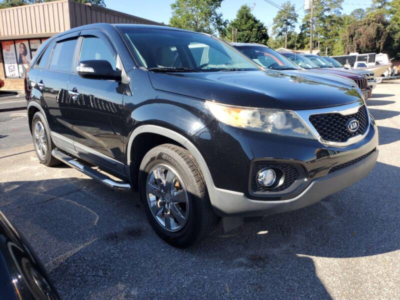 2011 Kia Sorento for sale at Ron's Used Cars in Sumter SC