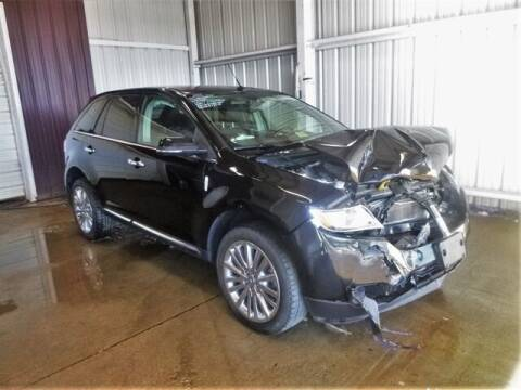 2015 Lincoln MKX for sale at East Coast Auto Source Inc. in Bedford VA