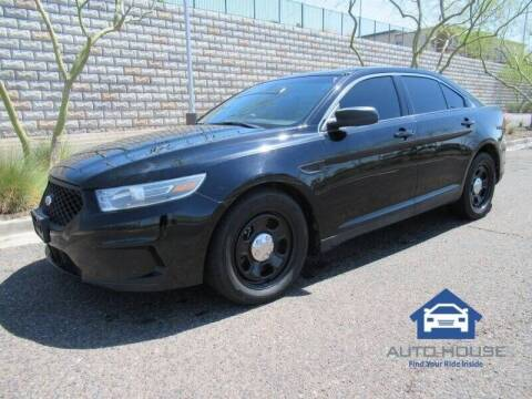 2015 Ford Taurus for sale at MyAutoJack.com @ Auto House in Tempe AZ