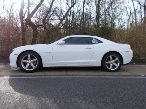 2015 Chevrolet Camaro for sale at A & P Automotive in Montgomery AL