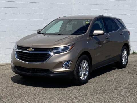 2019 Chevrolet Equinox for sale at TEAM ONE CHEVROLET BUICK GMC in Charlotte MI