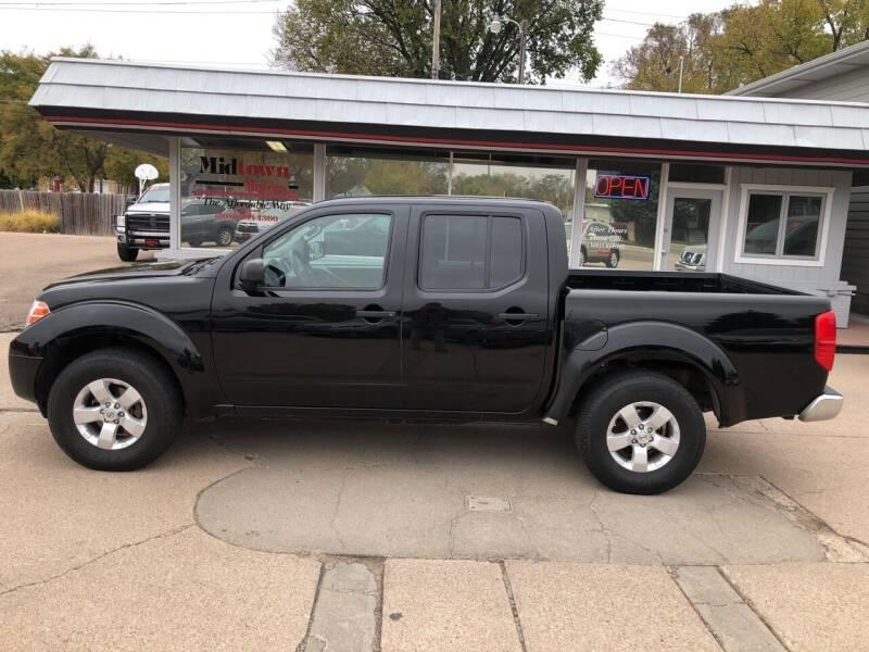 2013 Nissan Frontier for sale at Midtown Motors in North Platte NE