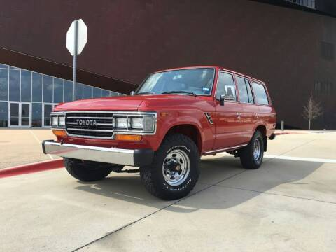 1989 Toyota Land Cruiser for sale at Ona Used Auto Sales in Ona WV