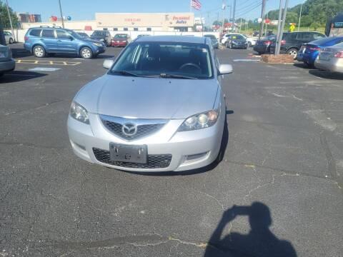 2007 Mazda MAZDA3 for sale at North American Auto in Rehoboth MA