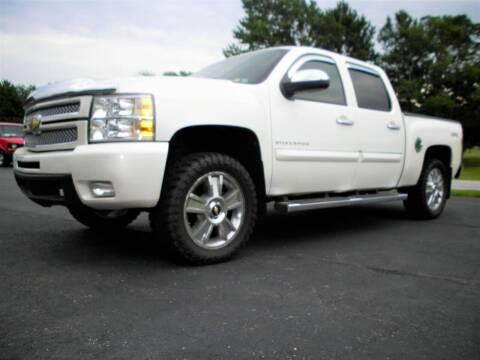 2012 Chevrolet Silverado 1500 for sale at Auto Brite Auto Sales in Perry OH