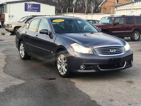 2009 Infiniti M35 for sale at Sibley Car Credit in Dolton IL