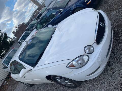 2005 Buick LaCrosse for sale at Trocci's Auto Sales in West Pittsburg PA