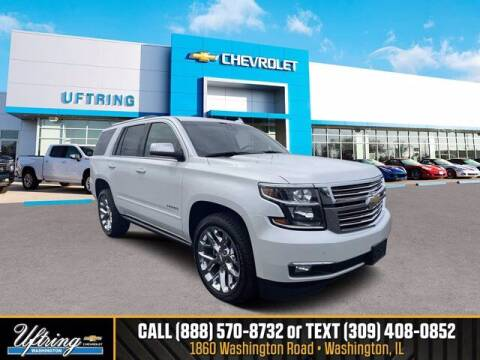 2019 Chevrolet Tahoe for sale at Gary Uftring's Used Car Outlet in Washington IL