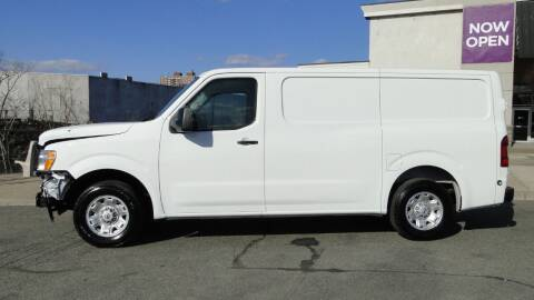 2020 Nissan NV Cargo for sale at AFFORDABLE MOTORS OF BROOKLYN in Brooklyn NY