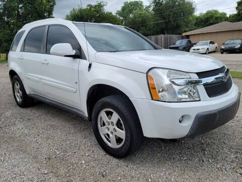 2006 Chevrolet Equinox for sale at ZNM Motors in Irving TX