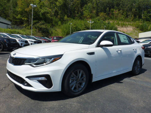 2020 Kia Optima for sale at RUSTY WALLACE KIA OF KNOXVILLE in Knoxville TN