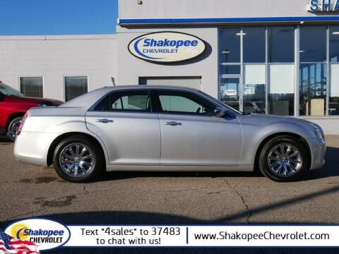 2012 Chrysler 300 for sale at SHAKOPEE CHEVROLET in Shakopee MN