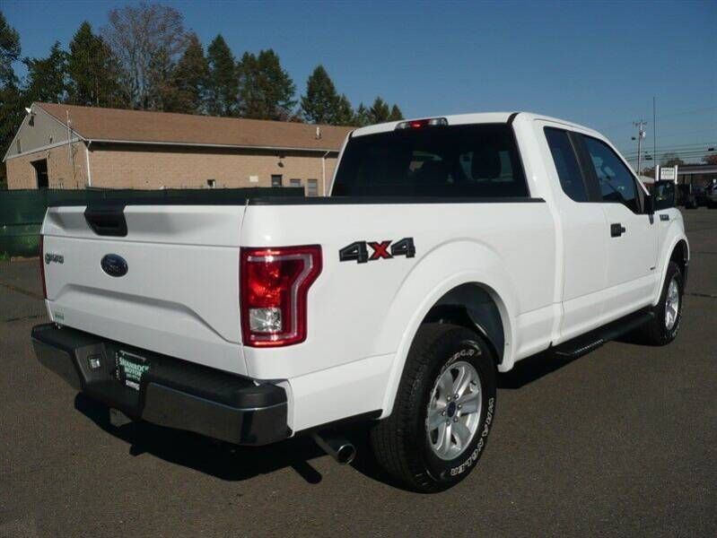 2015 Ford F-150 XLT SuperCab 6.5-ft. Bed 4WD - East Windsor CT