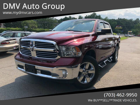 2016 RAM Ram Pickup 1500 for sale at DMV Auto Group in Falls Church VA