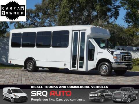 2017 Ford E-Series Chassis for sale at SRQ Auto LLC in Bradenton FL