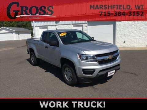 2018 Chevrolet Colorado for sale at Gross Motors of Marshfield in Marshfield WI